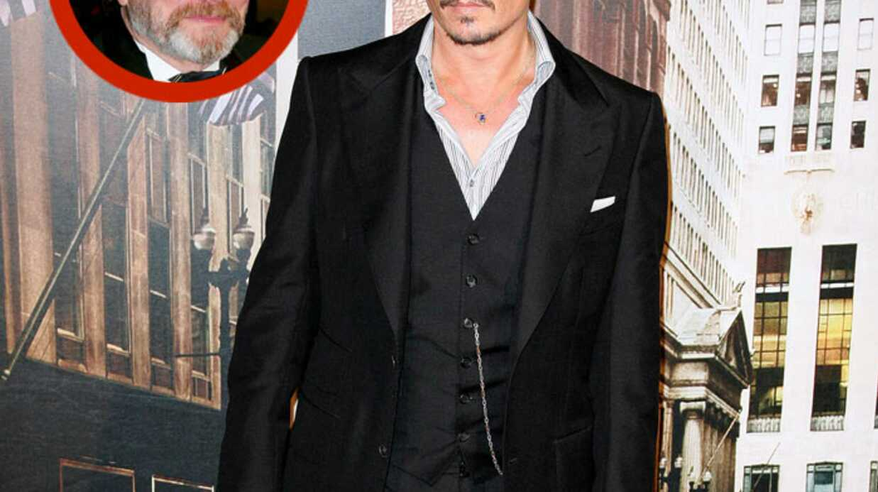 Johnny Depp ne tour­nera pas Don Quichotte de Terry Gilliam