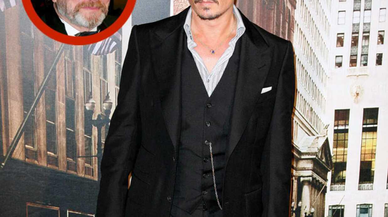 Johnny Depp ne tournera pas Don Quichotte de Terry Gilliam