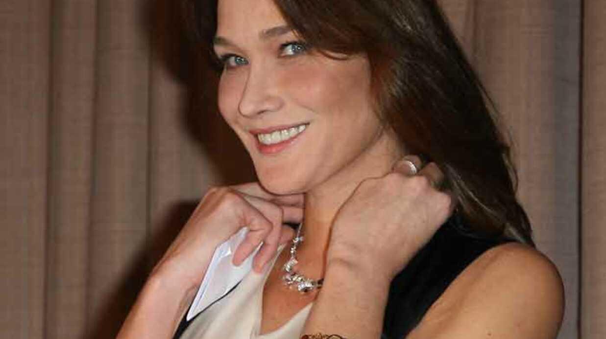 Carla Bruni et Nicolas Sarkozy: la mésentente