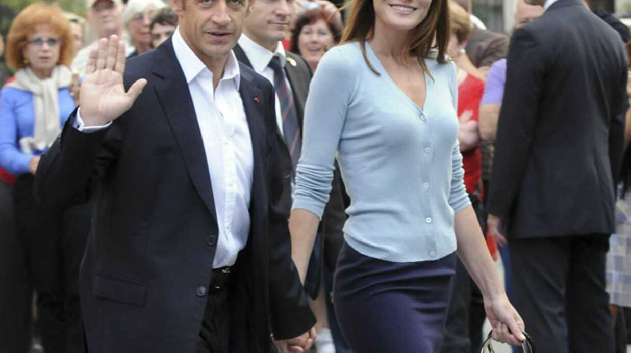 Nicolas Sarkozy et Carla Bruni: week-end au Lavandou