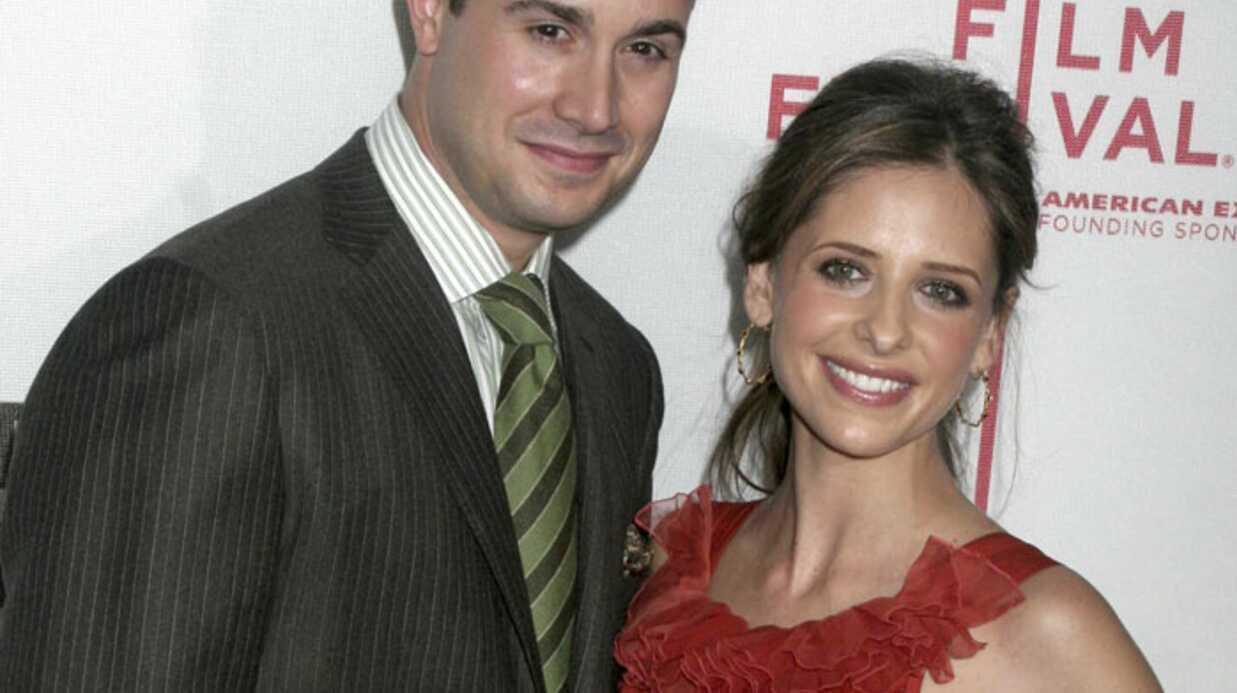 Sarah Michelle Gellar enceinte de son premier enfant