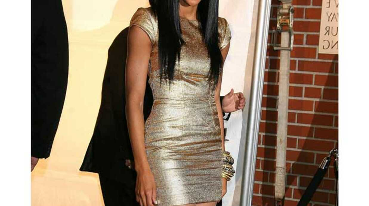 LOOK Ciara s'habille aux couleurs de Noël