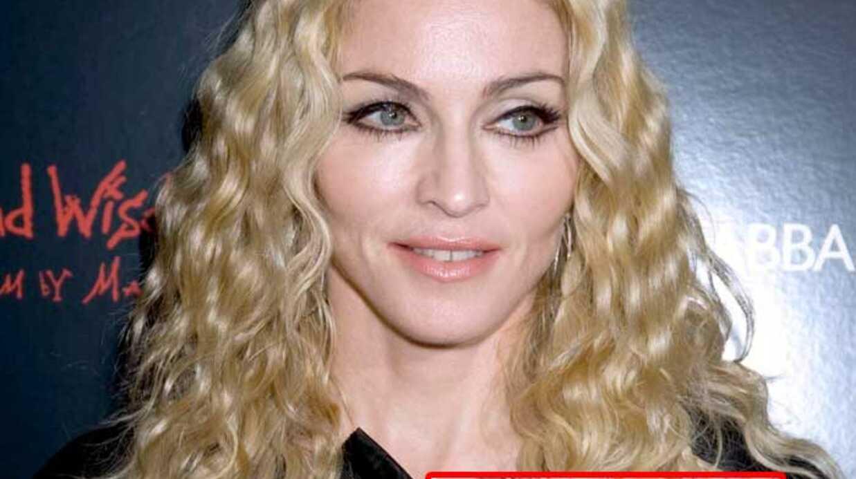 Madonna s'affiche avec Jesus Luz dans le Magazine W