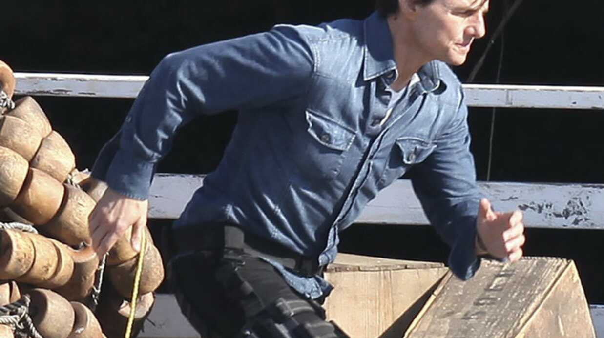 Tom Cruise a signé pour Mission Impossible 4