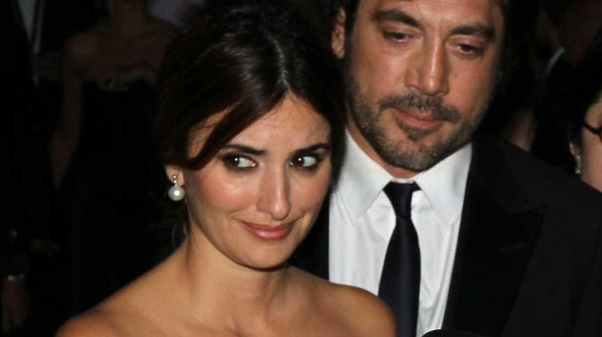 Penélope Cruz et Javier Bardem: leur fils s'appellerait Leo