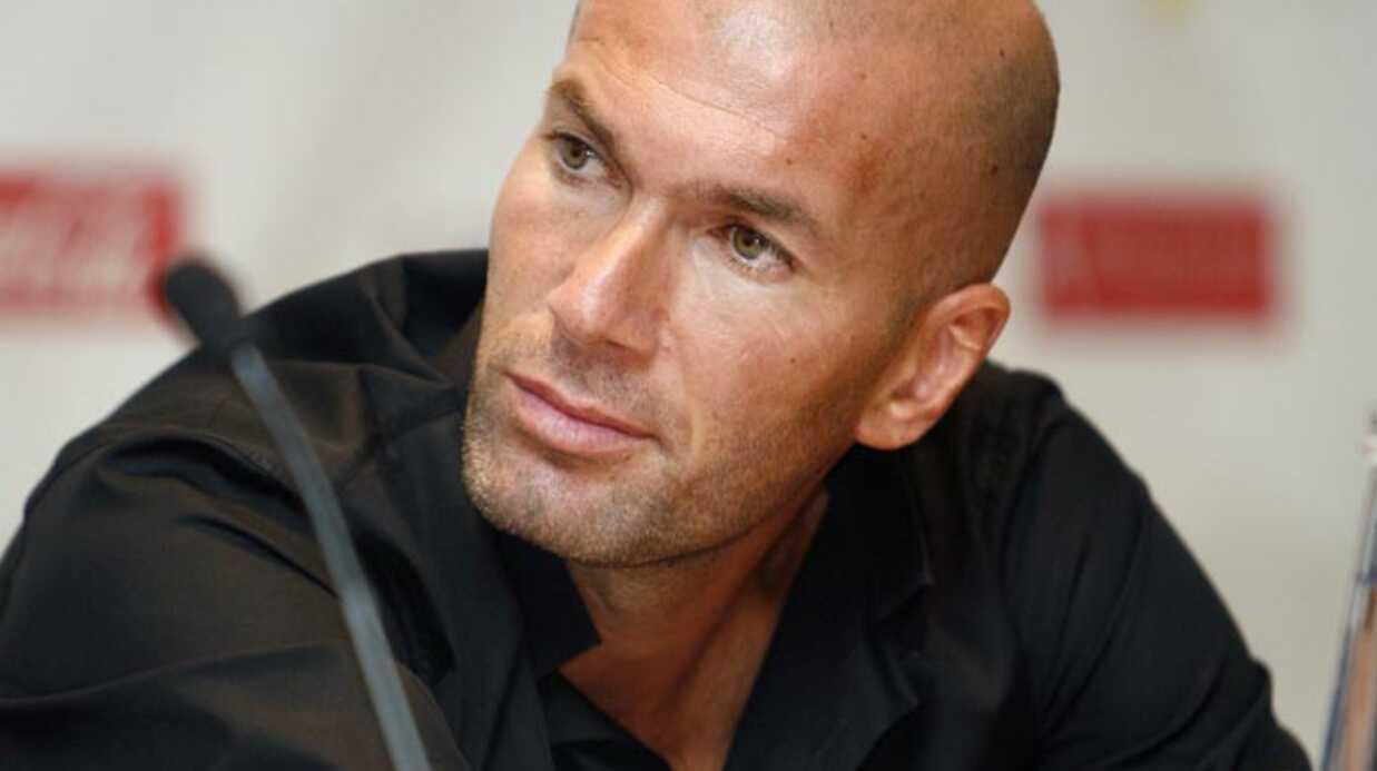Zinédine Zidane assigne le journal Sportmag