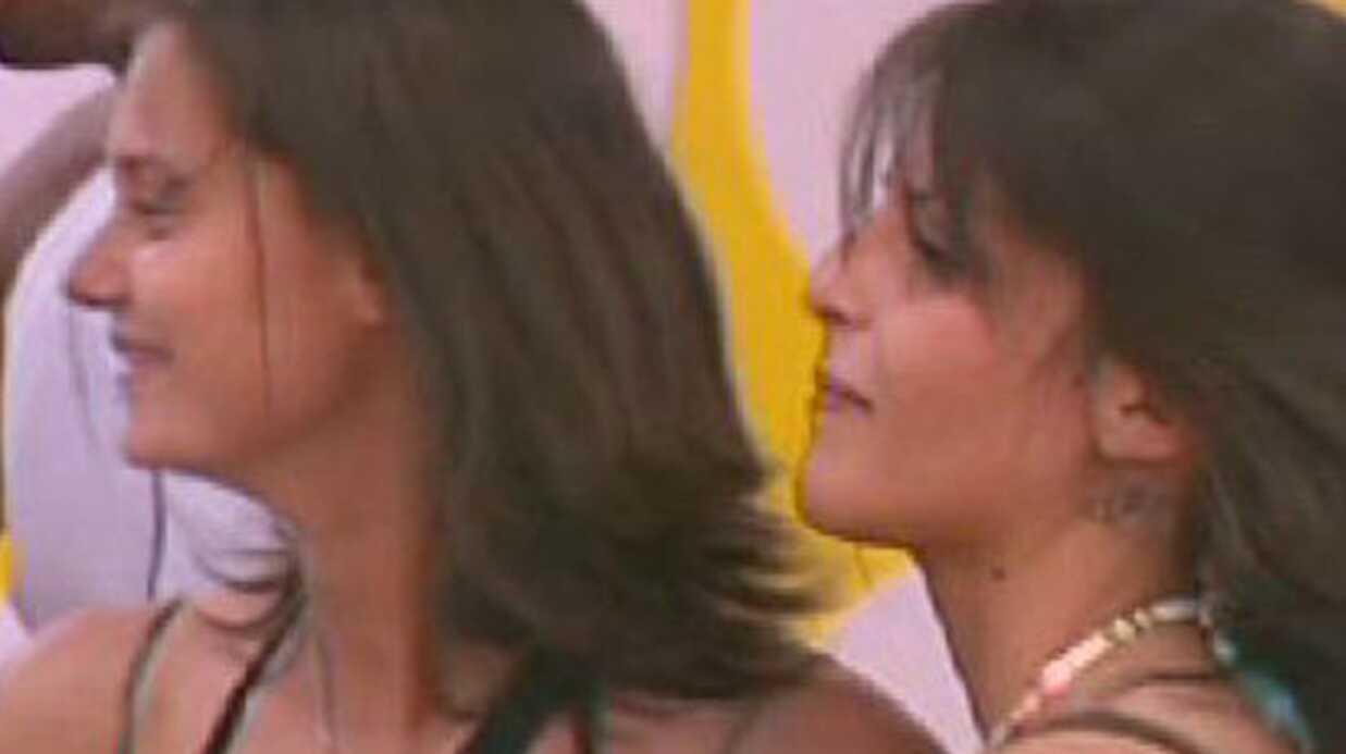 Secret Story 2: C'est tendu entre Nathalie et Samantha