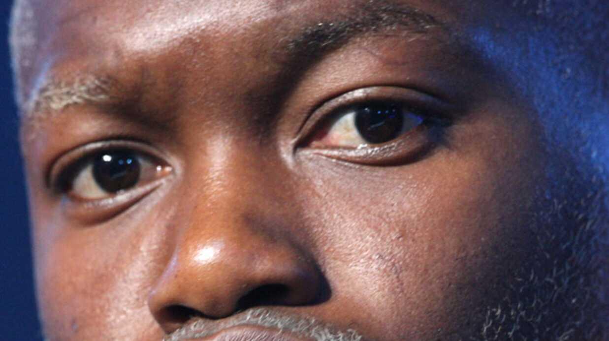 Djibril Cissé L'odieux chantage