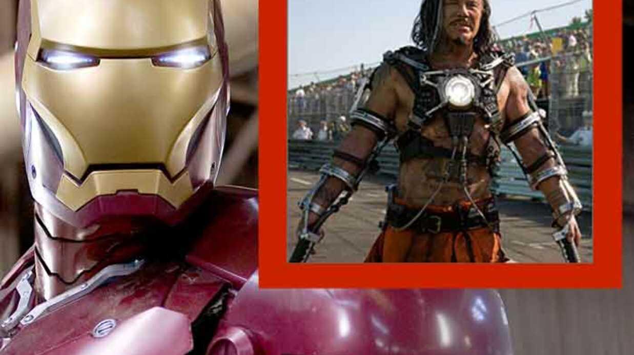 Iron Man: premières photos de Mickey Rourke