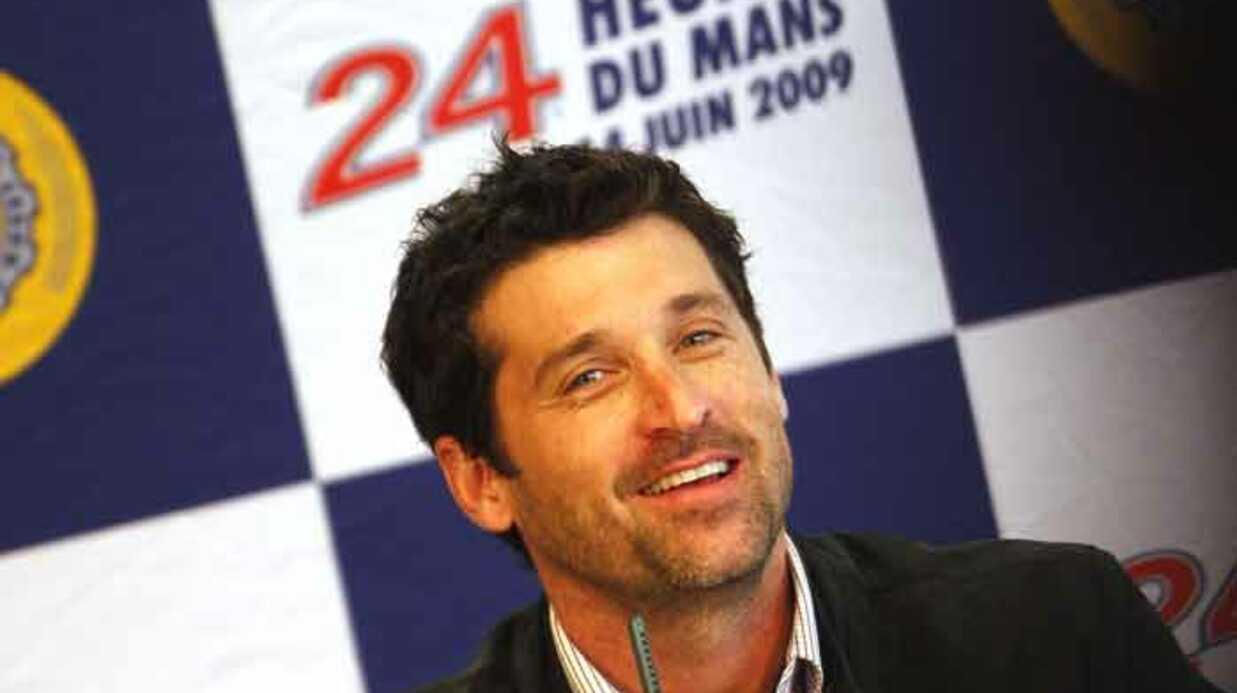 Patrick Dempsey court aux 24 heures du Mans