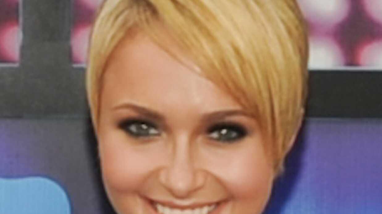 Hayden Panettiere: nouvelle coupe de cheveux
