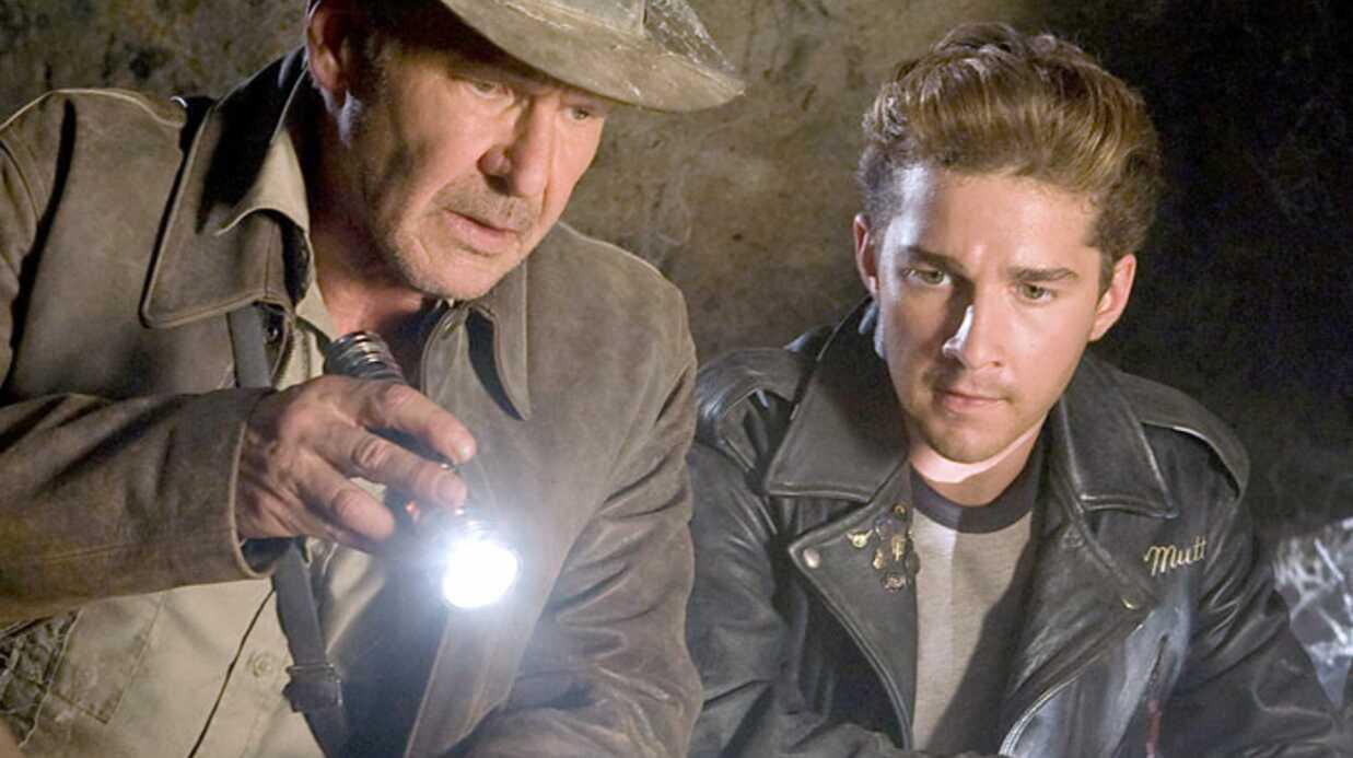 Indiana Jones: Harrison Ford aux Bermudes?