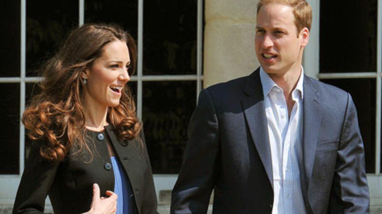 Prince William: 1,1 million d'euros de cadeaux de mariage
