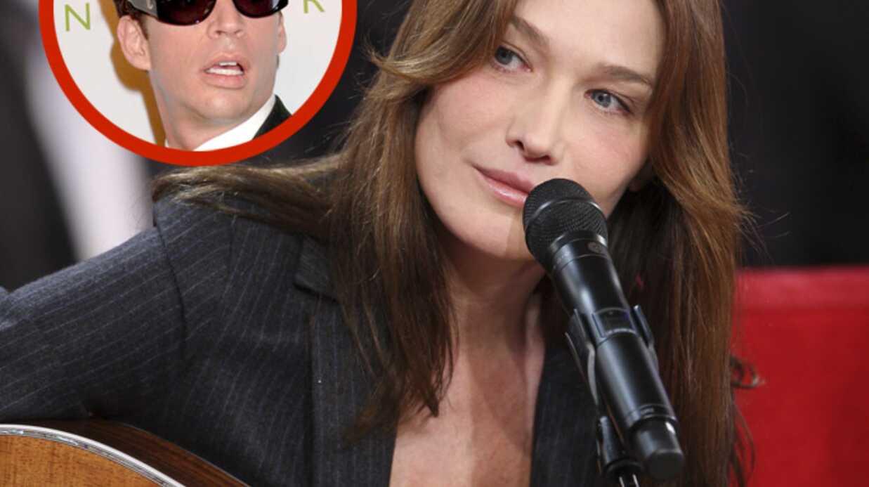 Carla Bruni-Sarkozy sur scène avec Harry Connick jr?