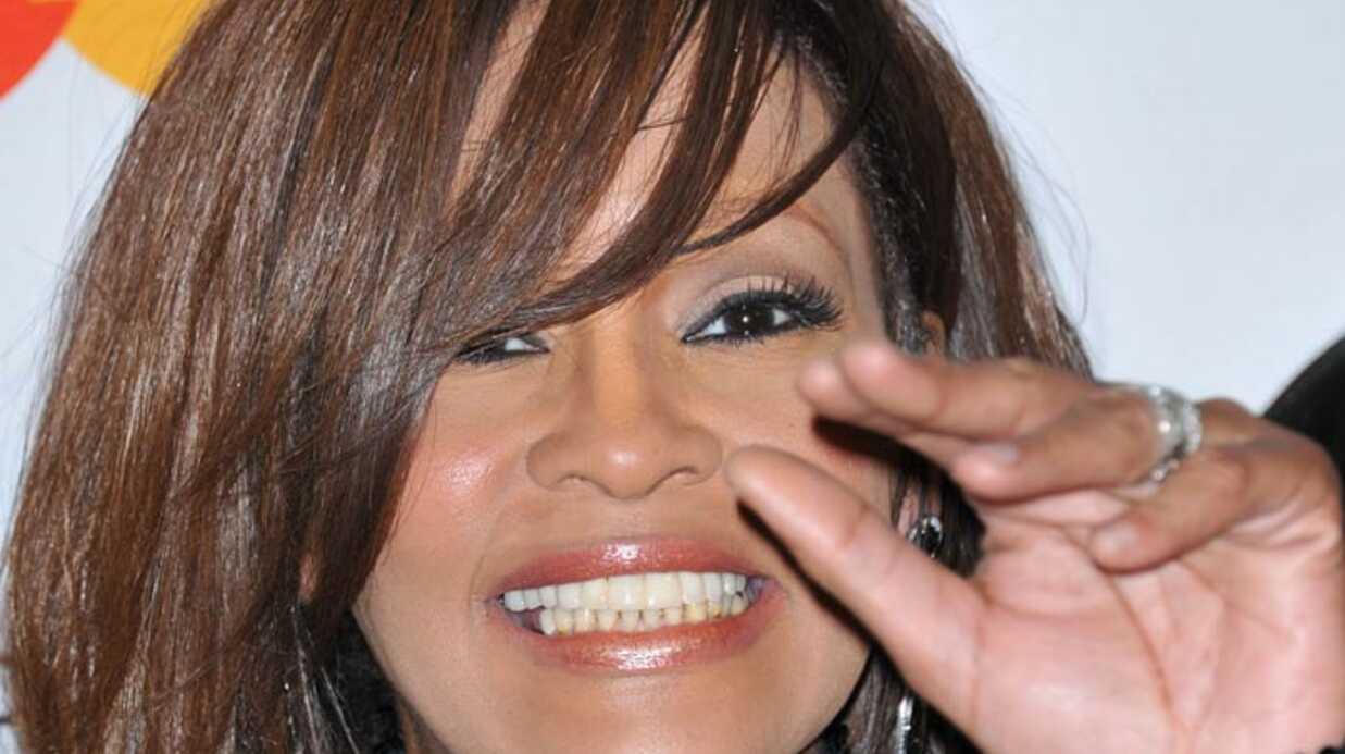 Whitney Houston de retour en désintox