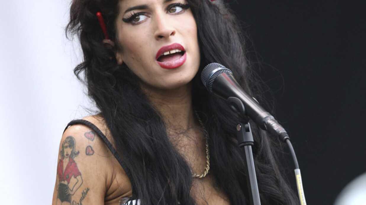 Amy Winehouse en panne d'inspiration
