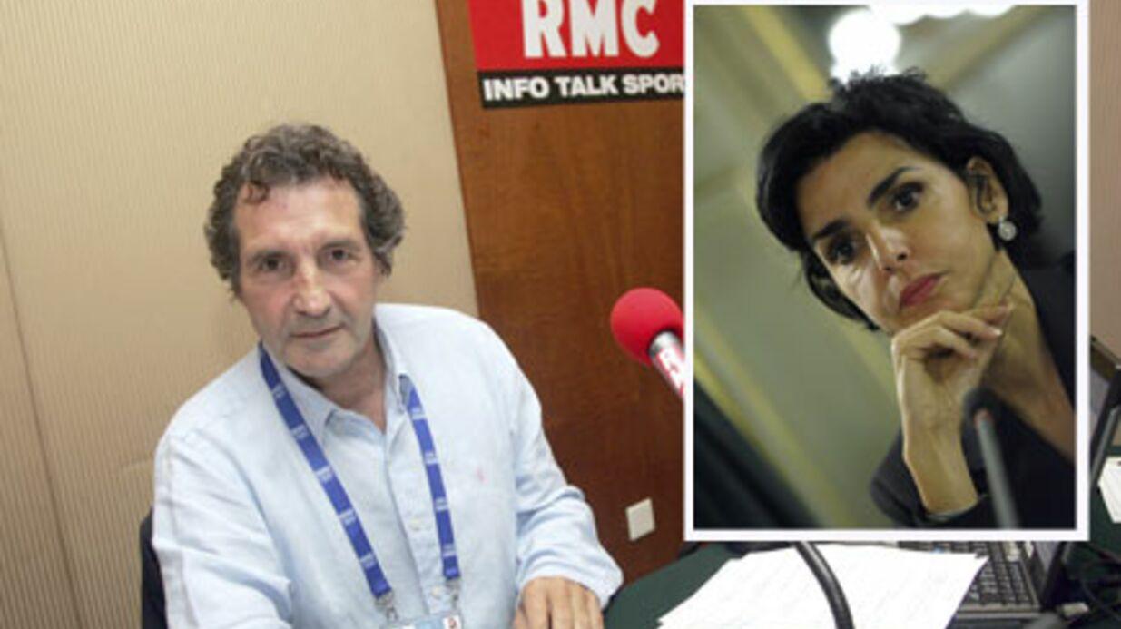 Rachida Dati accuse Bourdin de mentir, il refuse la polémique
