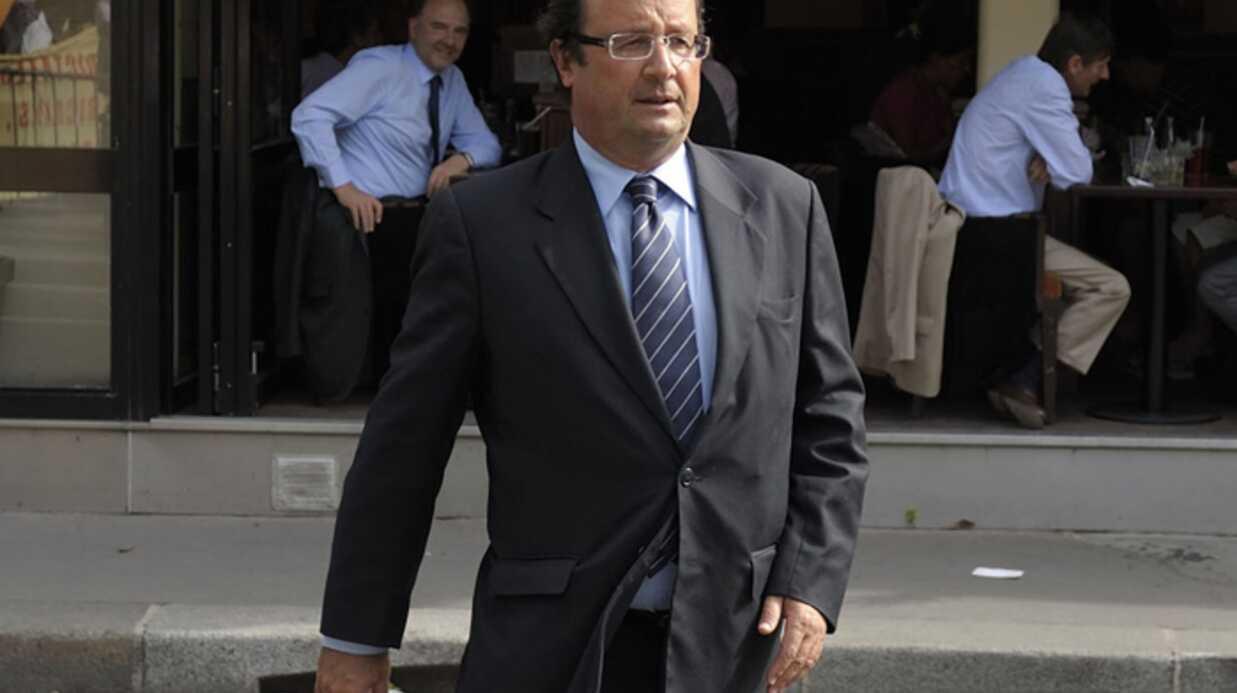 François Hollande transformé par l'amour