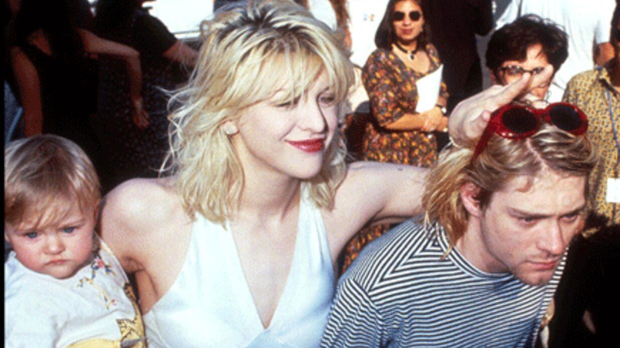 Courtney Love furieuse que Guitar Hero utilise Kurt Cobain