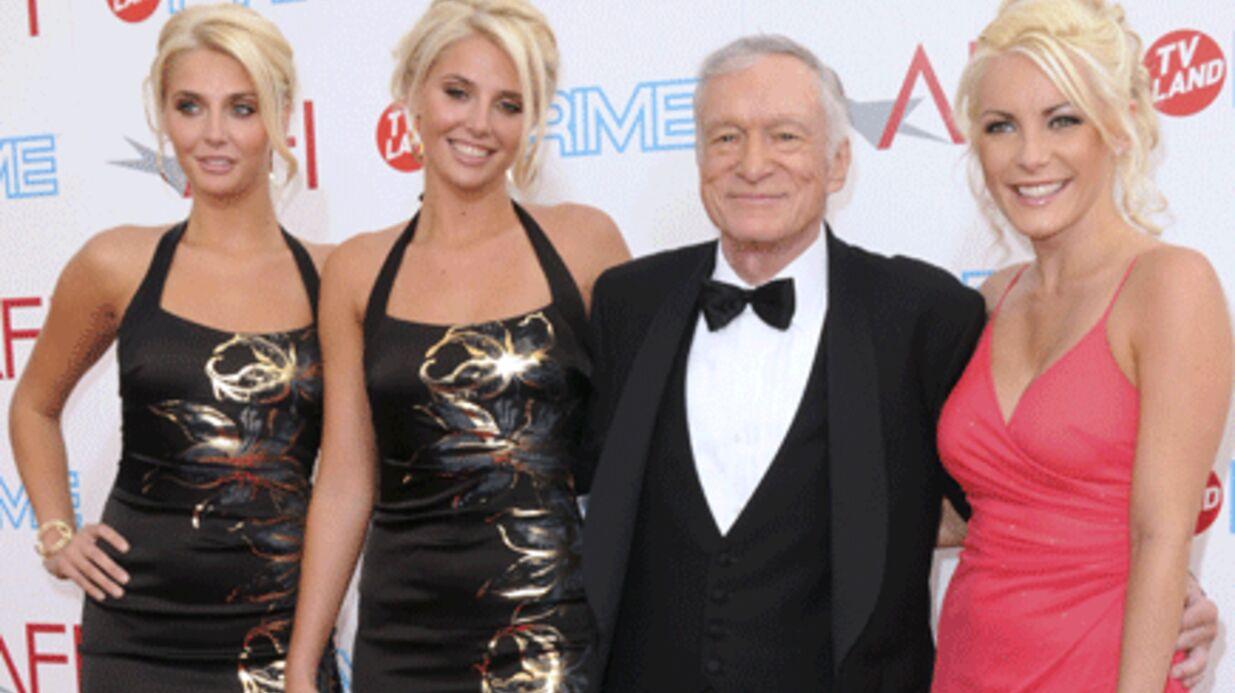 Hugh Hefner demande officiellement le divorce