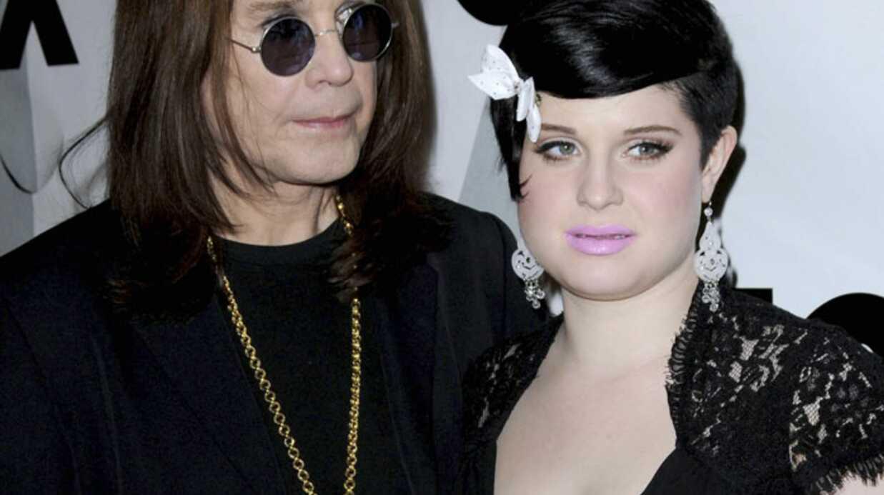 Kelly Osbourne humiliée par son père