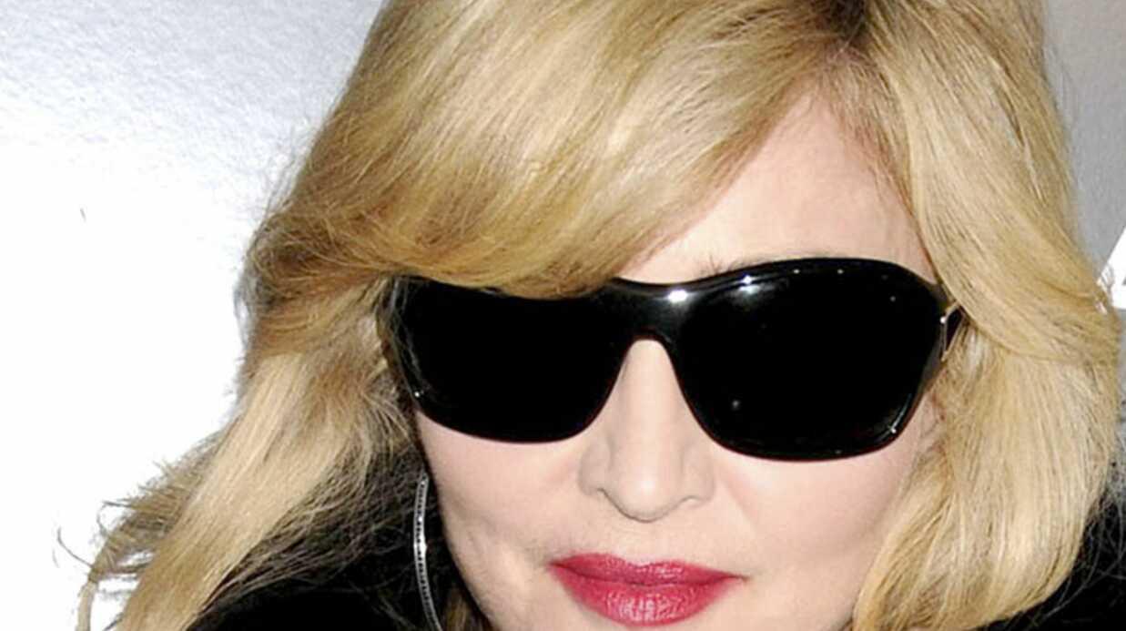 Madonna repérée dans le métro New-Yorkais