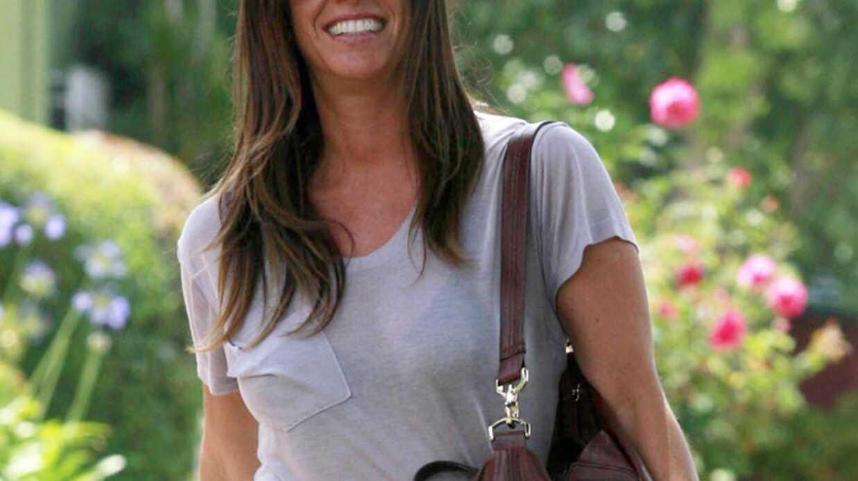 Alanis Morissette enceinte à 36 ans