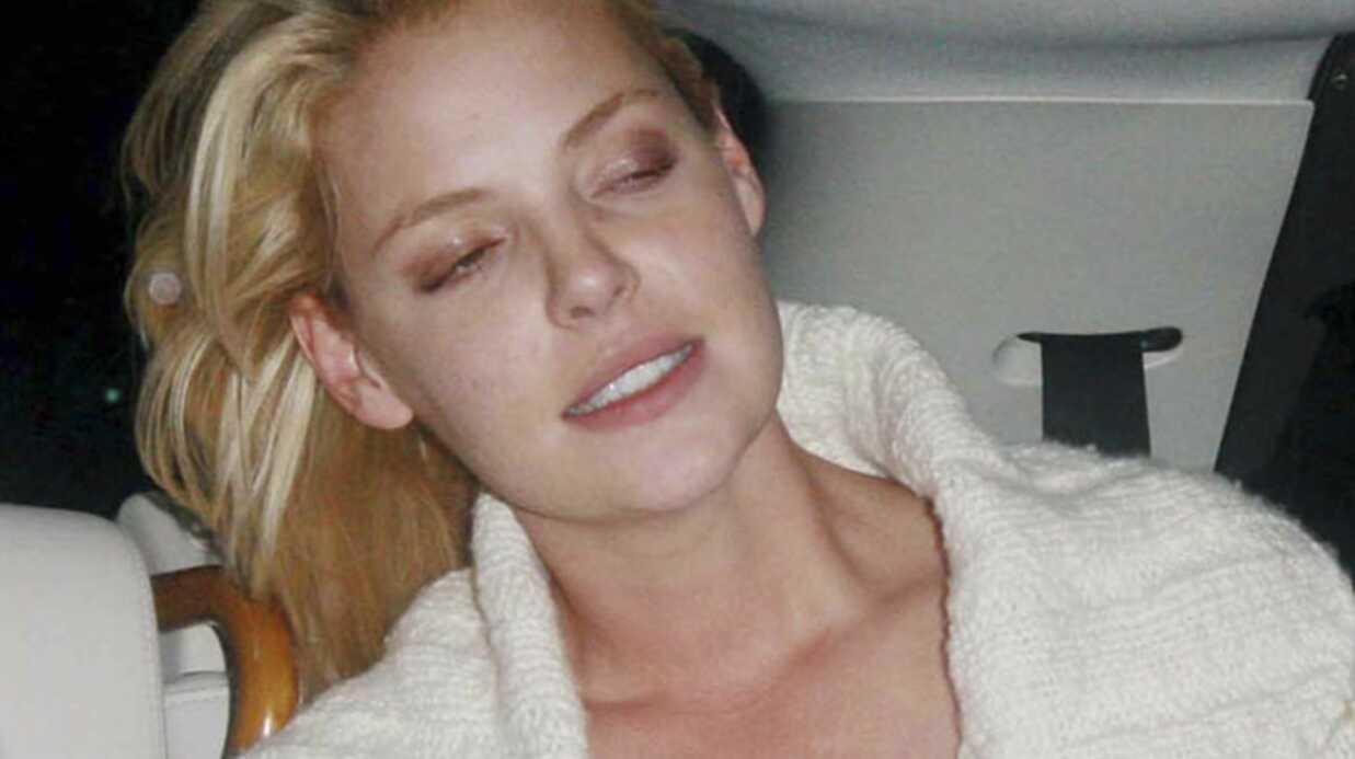 Grey's Anatomy: Katherine Heigl, une soirée bien arrosée