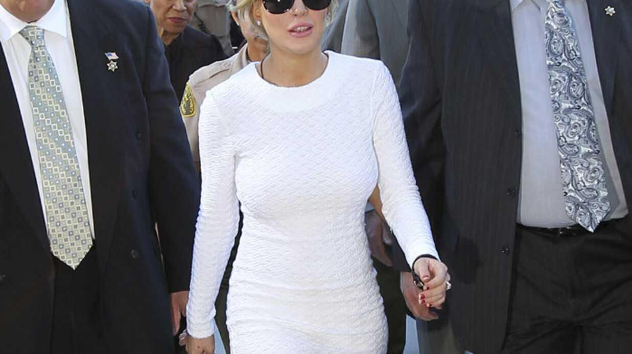 Lindsay Lohan clame son innocence sur Twitter