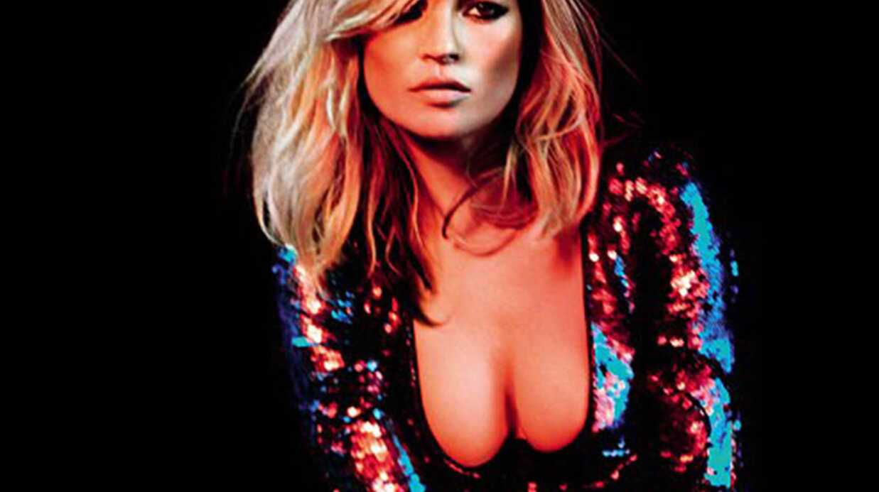 Kate Moss: super conseillère mode pour ses copines