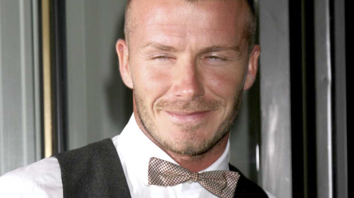 David Beckham adore sa vie à Los Angeles