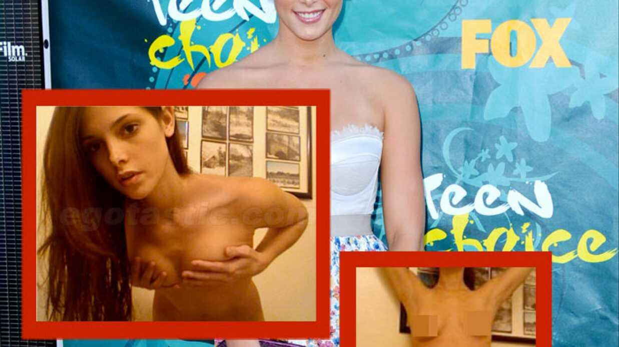 Twilight: Ashley Greene nue sur le Net