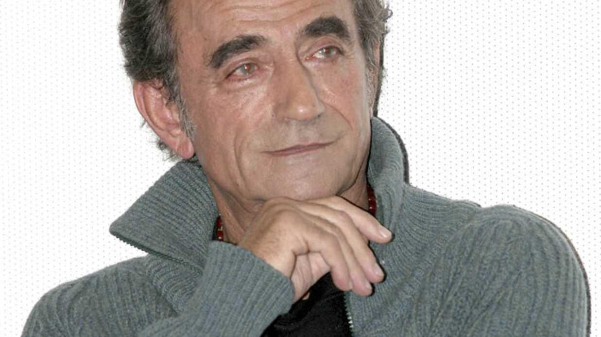 Richard Bohringer a quitté l'hôpital de Hyères