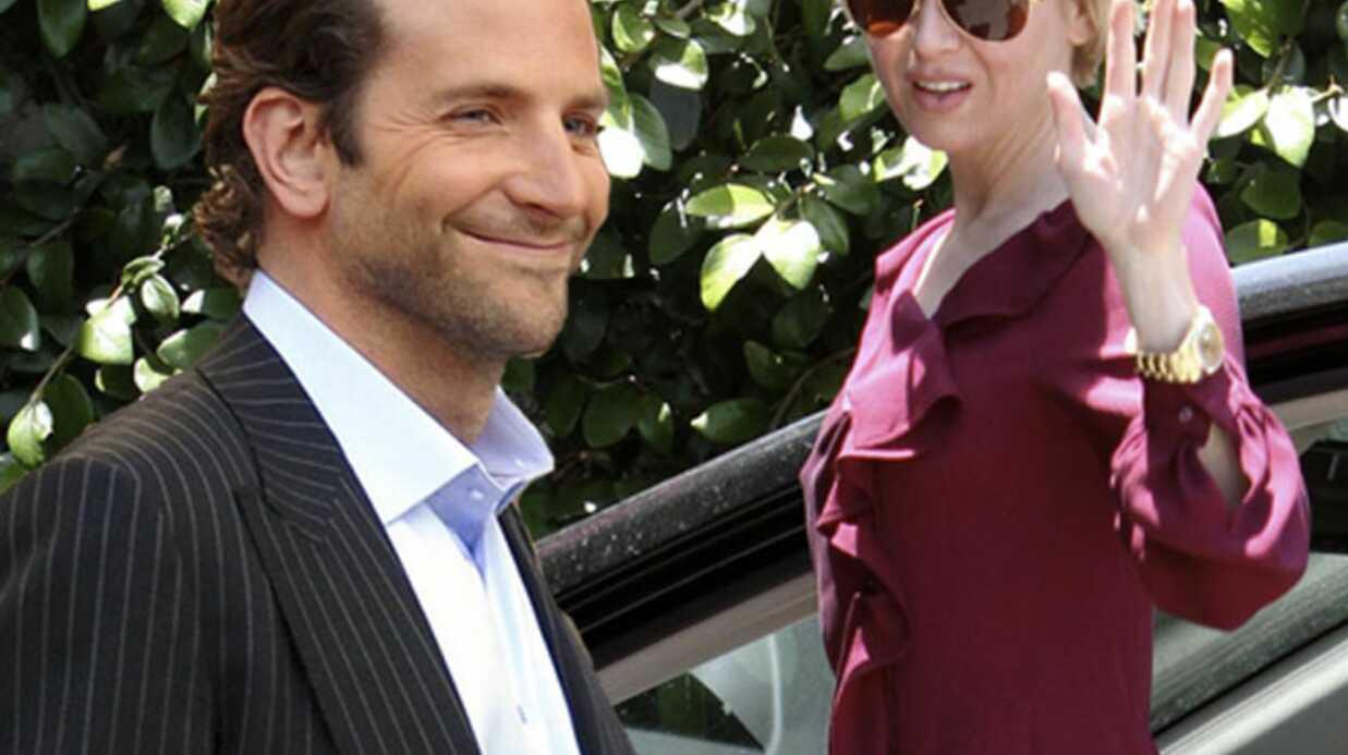Renee Zellweger: mariage avec Bradley Cooper?