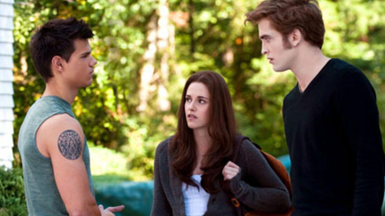 Twilight: Révélation: l'ultime chapitre scindé en deux films