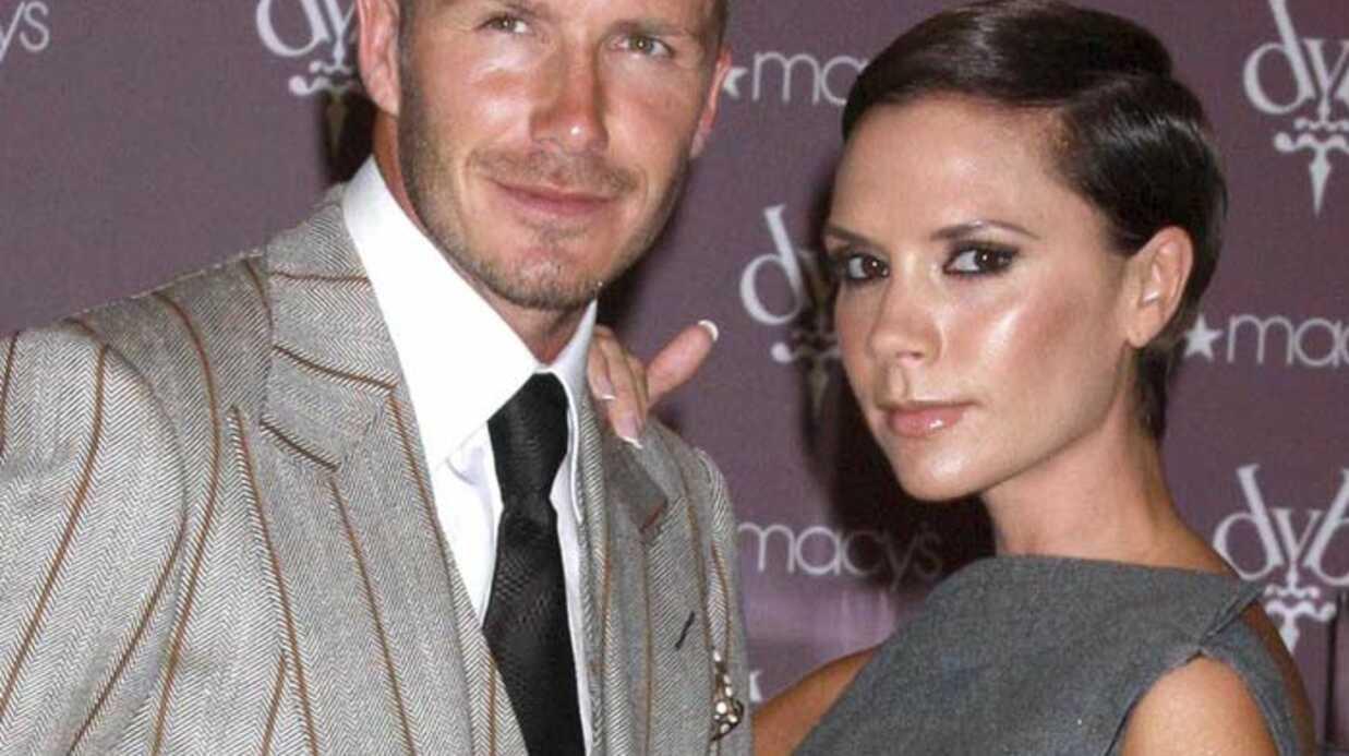 David Beckham déclare sa flamme à Victoria