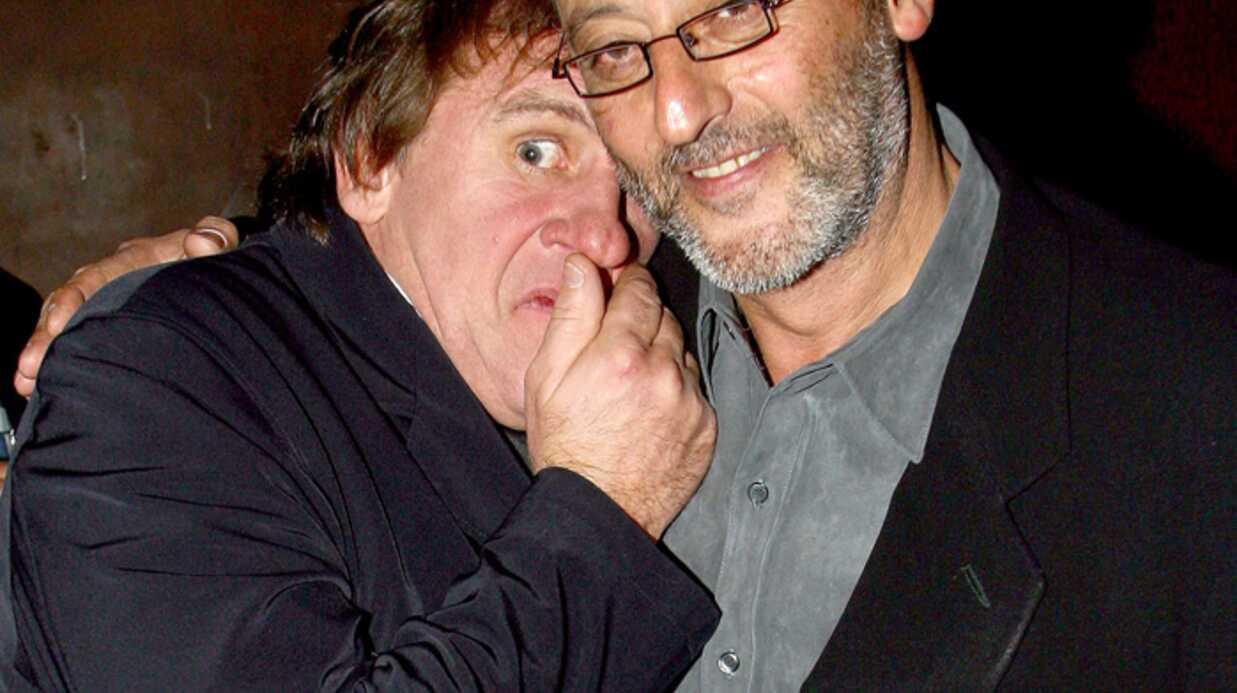 Audiences: TF1 leader avec Gérard Depardieu et Jean Reno