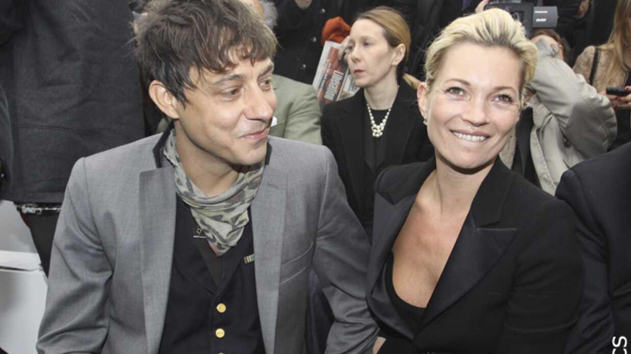 LOOK Kate Moss a créé l'événement au défilé Chanel
