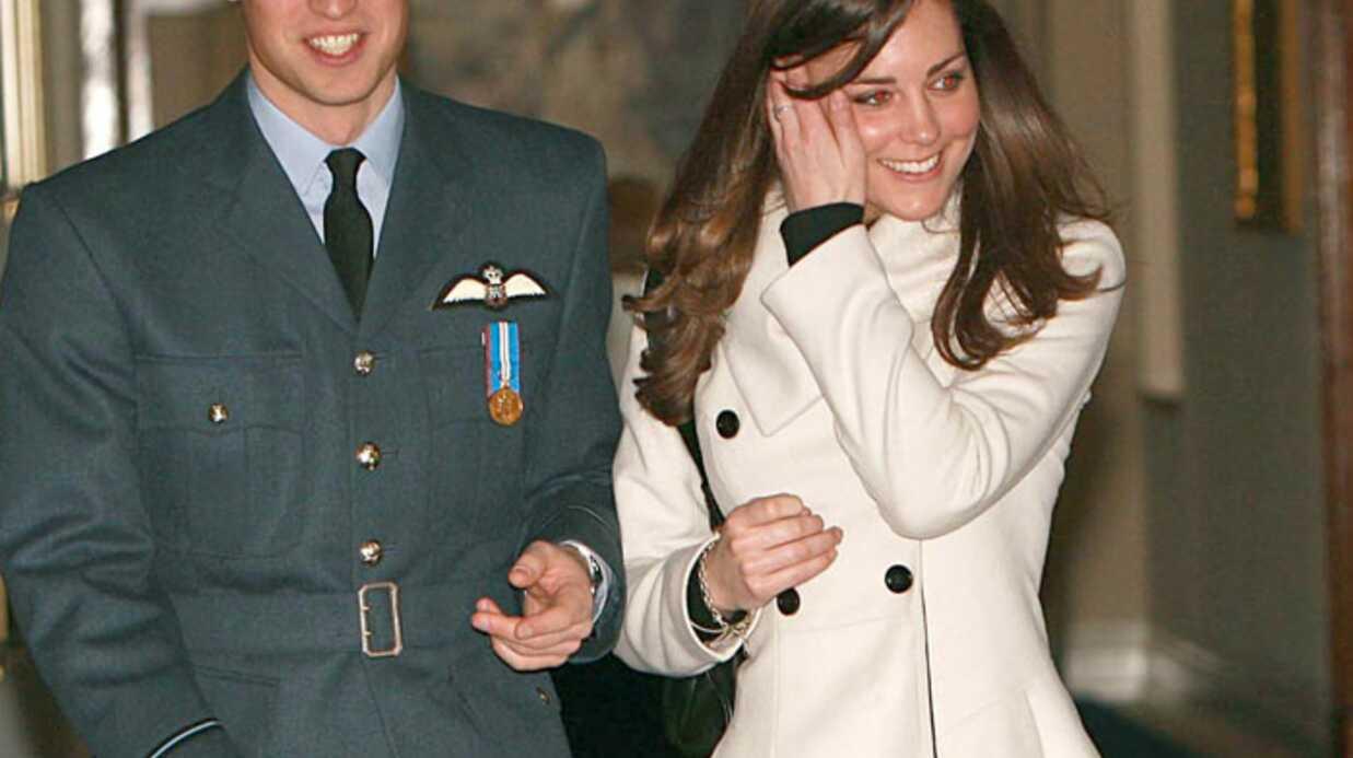 Le prince William aurait demandé sa copine en mariage