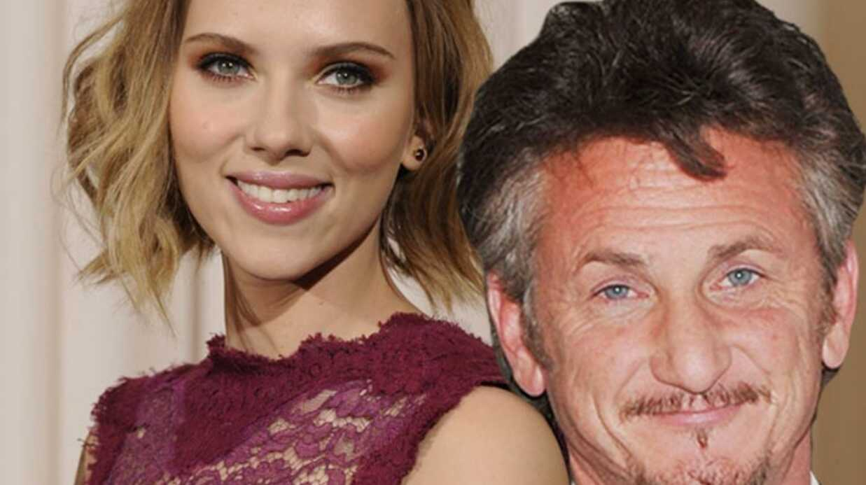 Scarlett Johansson et Sean Penn: dîner intime à Los Angeles