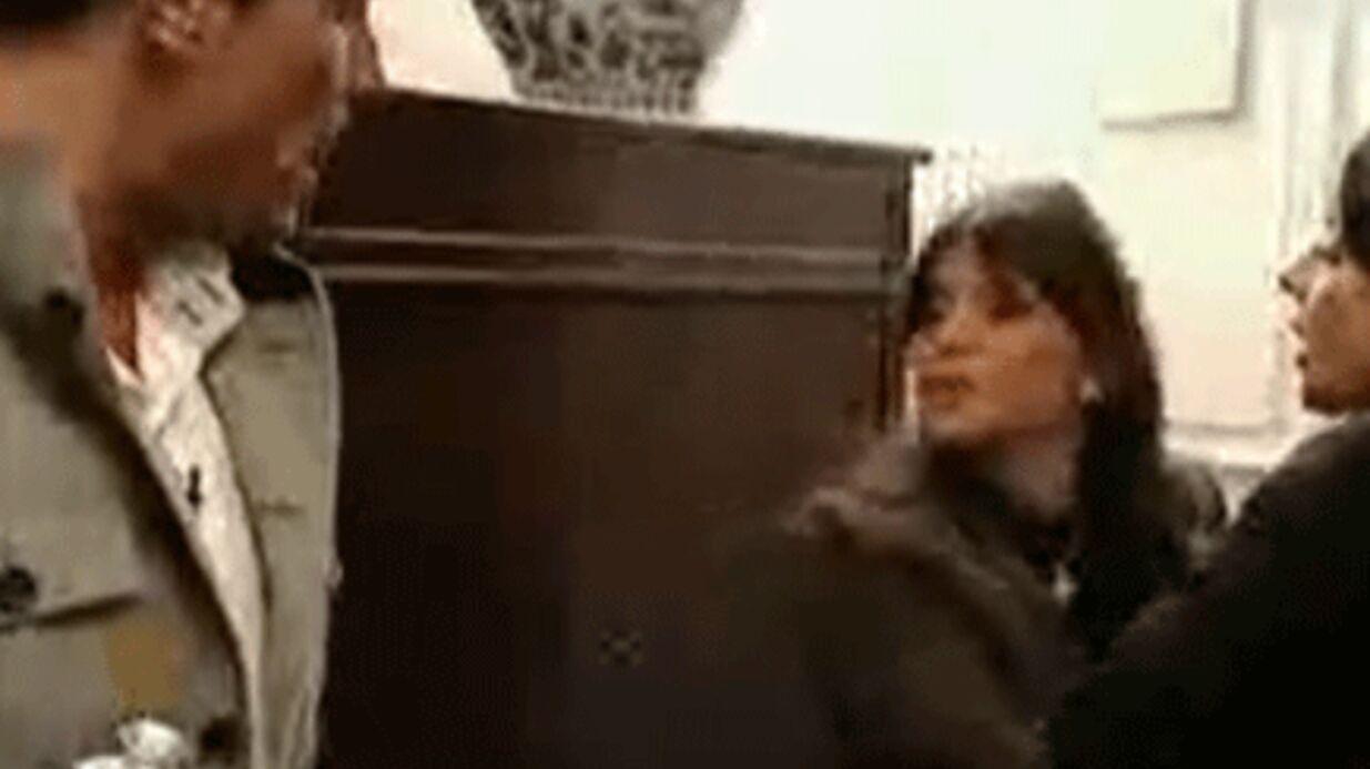 Qui veut épouser mon fils? Audrey agressée par Giuseppe?