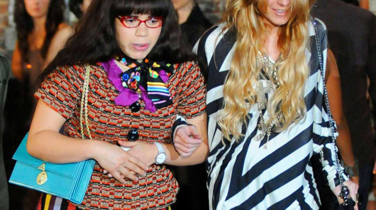 Lind­say Lohan tourne dans Ugly Betty