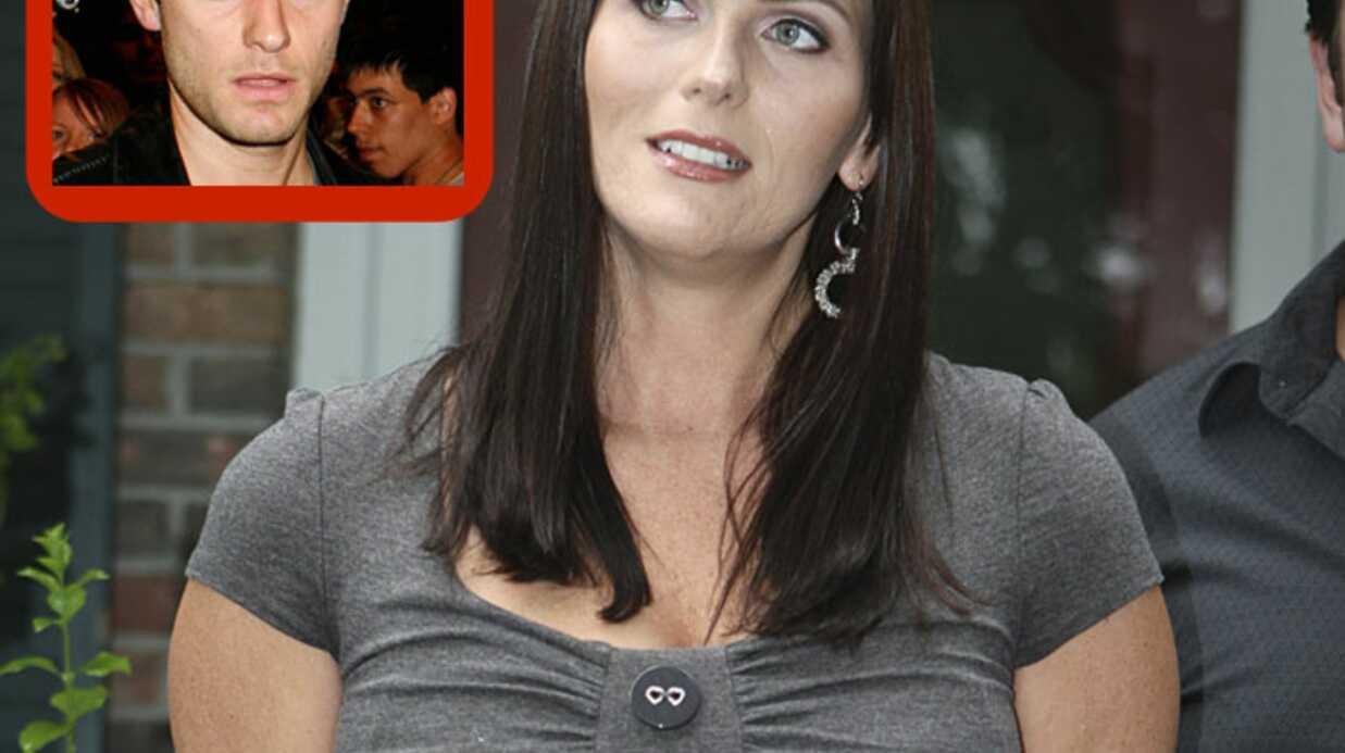 Jude Law: Samantha Burke, la mère de sa fille, interdite de blog