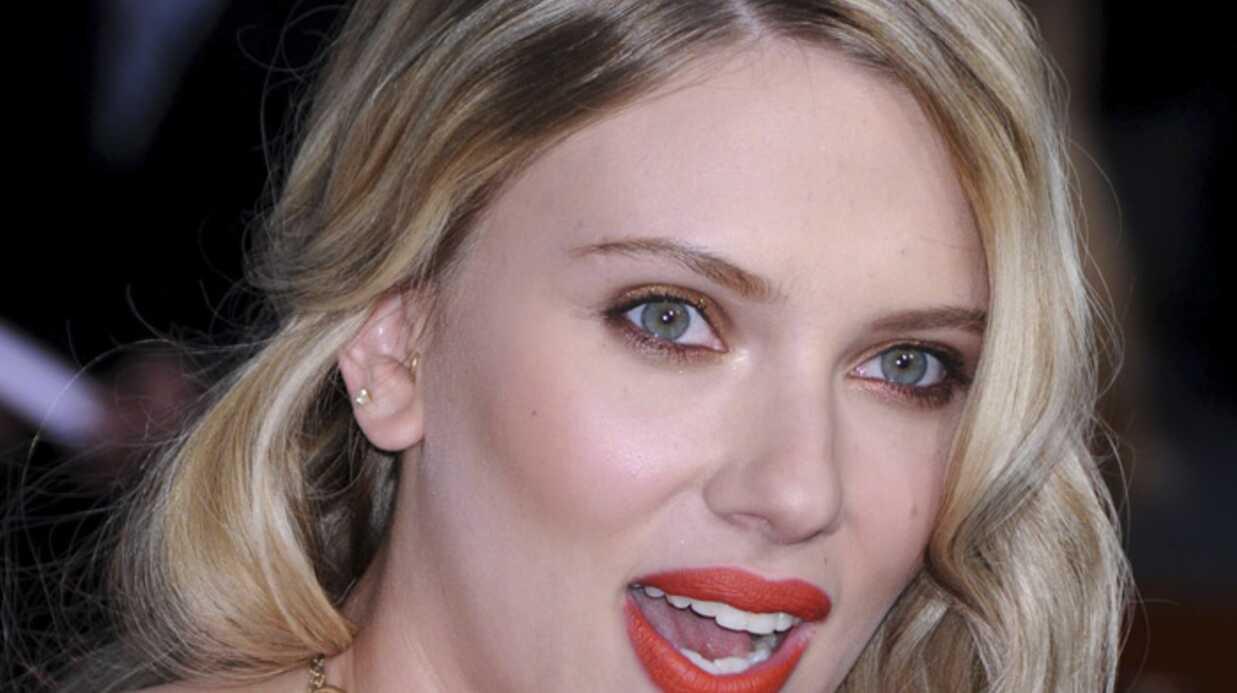 Scarlett Johansson rêve de faire l'amour dans une voiture