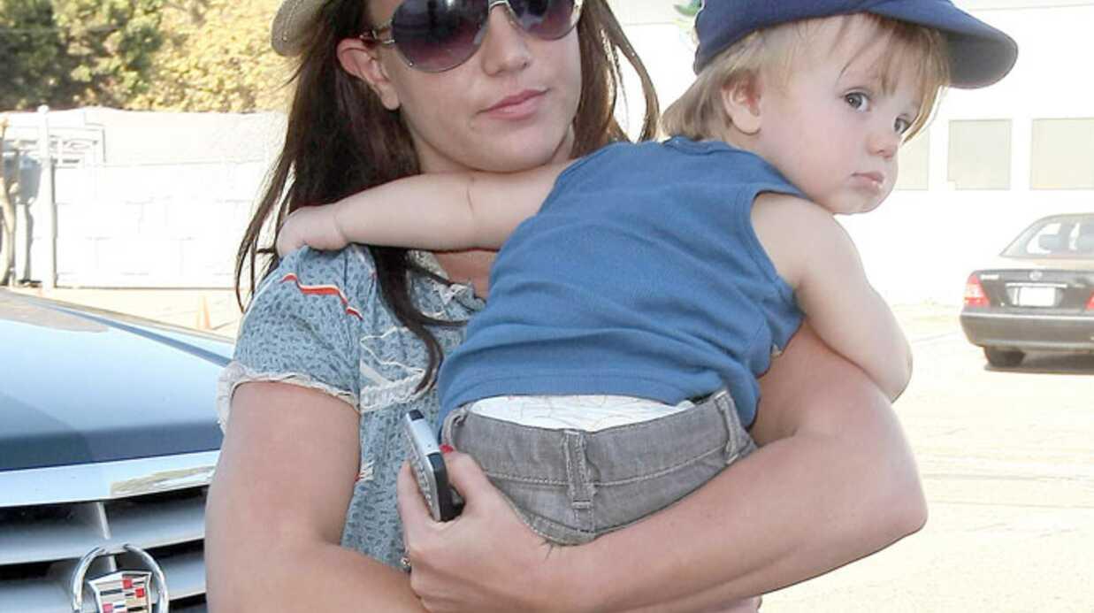 Scandale Britney Spears: ses fils sont malpolis
