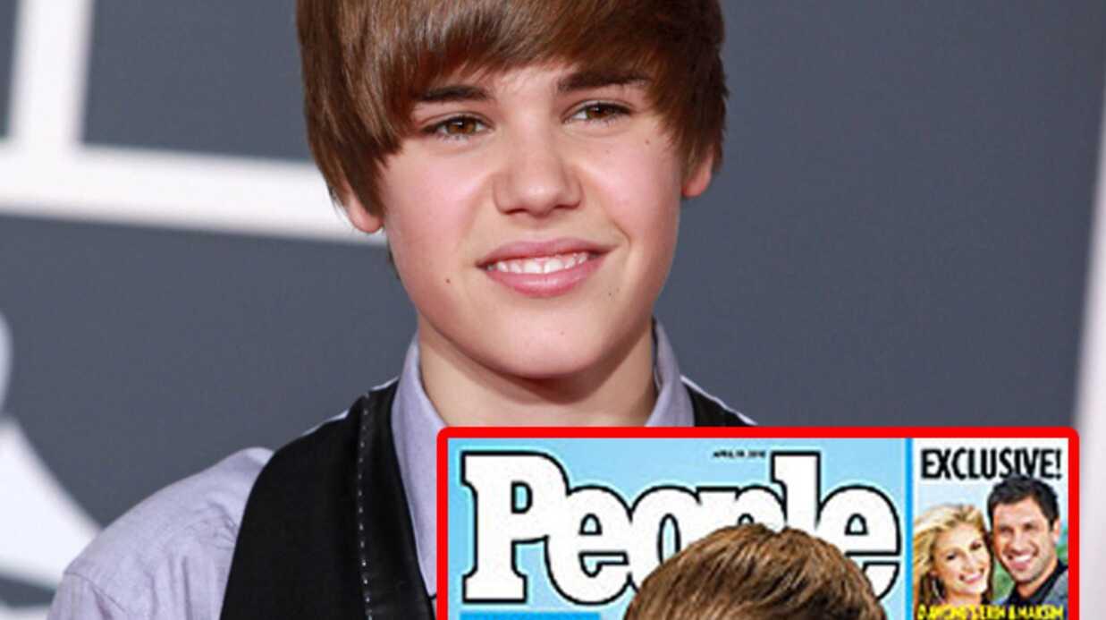 Justin Bieber réagit à la photo de couv de People