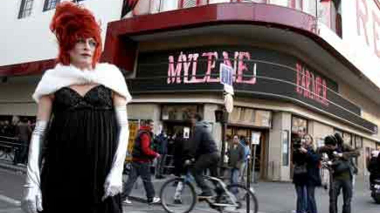 Mylène Farmer: on a vu son DVD en avant-première