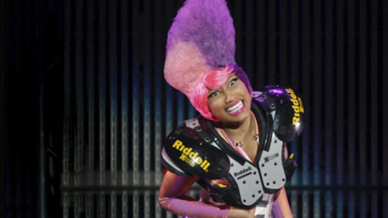 Britney Spears s'offre Nicki Minaj en première partie