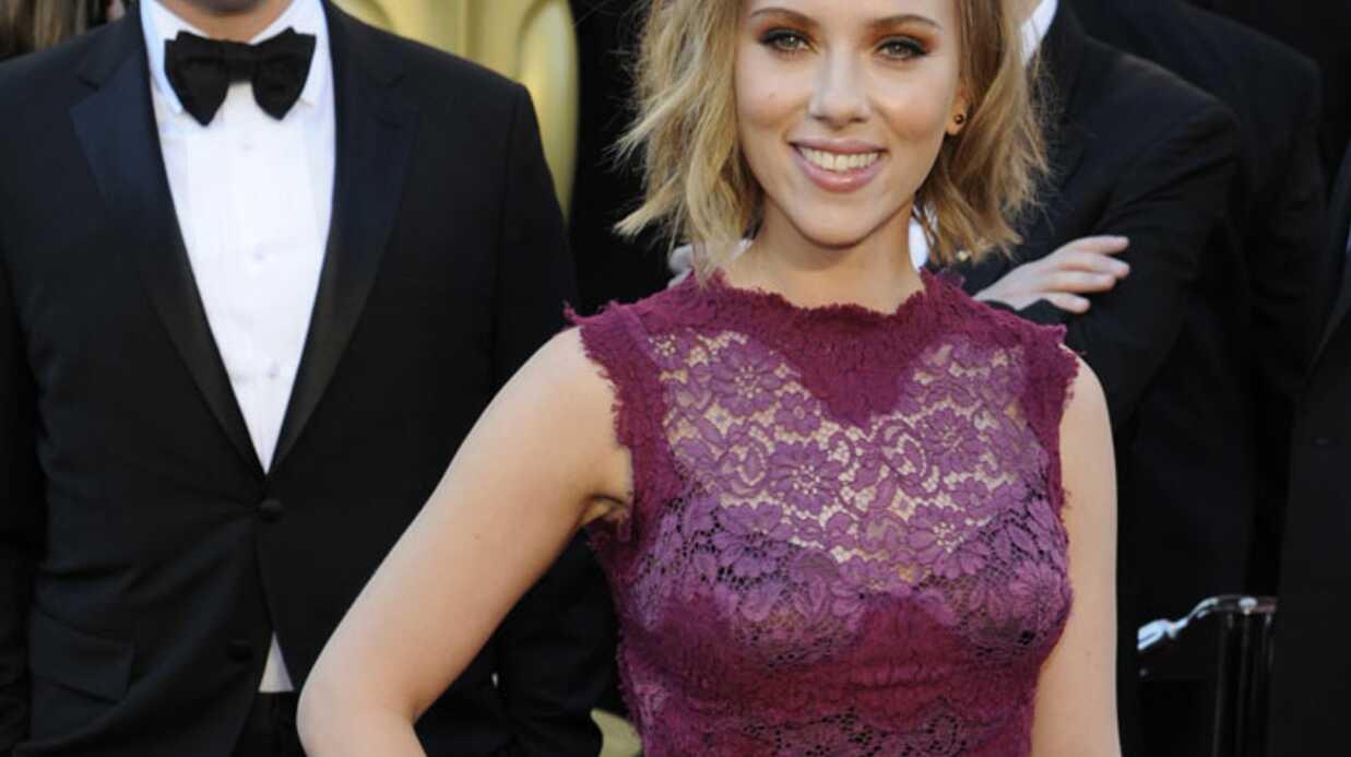 Scarlett Johansson: grasse ou enceinte?