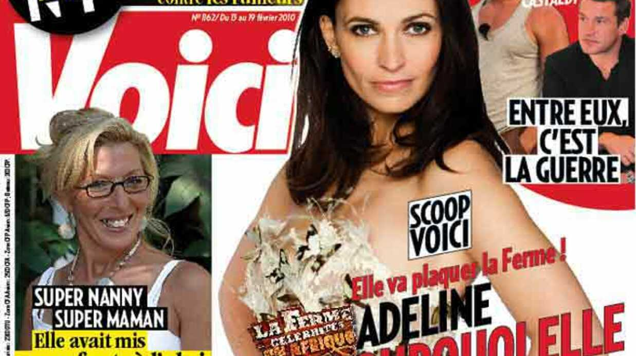Adeline n'en peut plus de la Ferme Célébrités 3